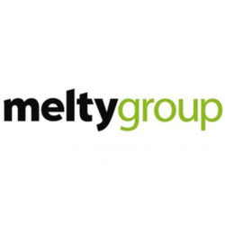 melty logo