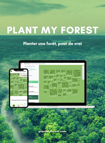 Plant my Forest