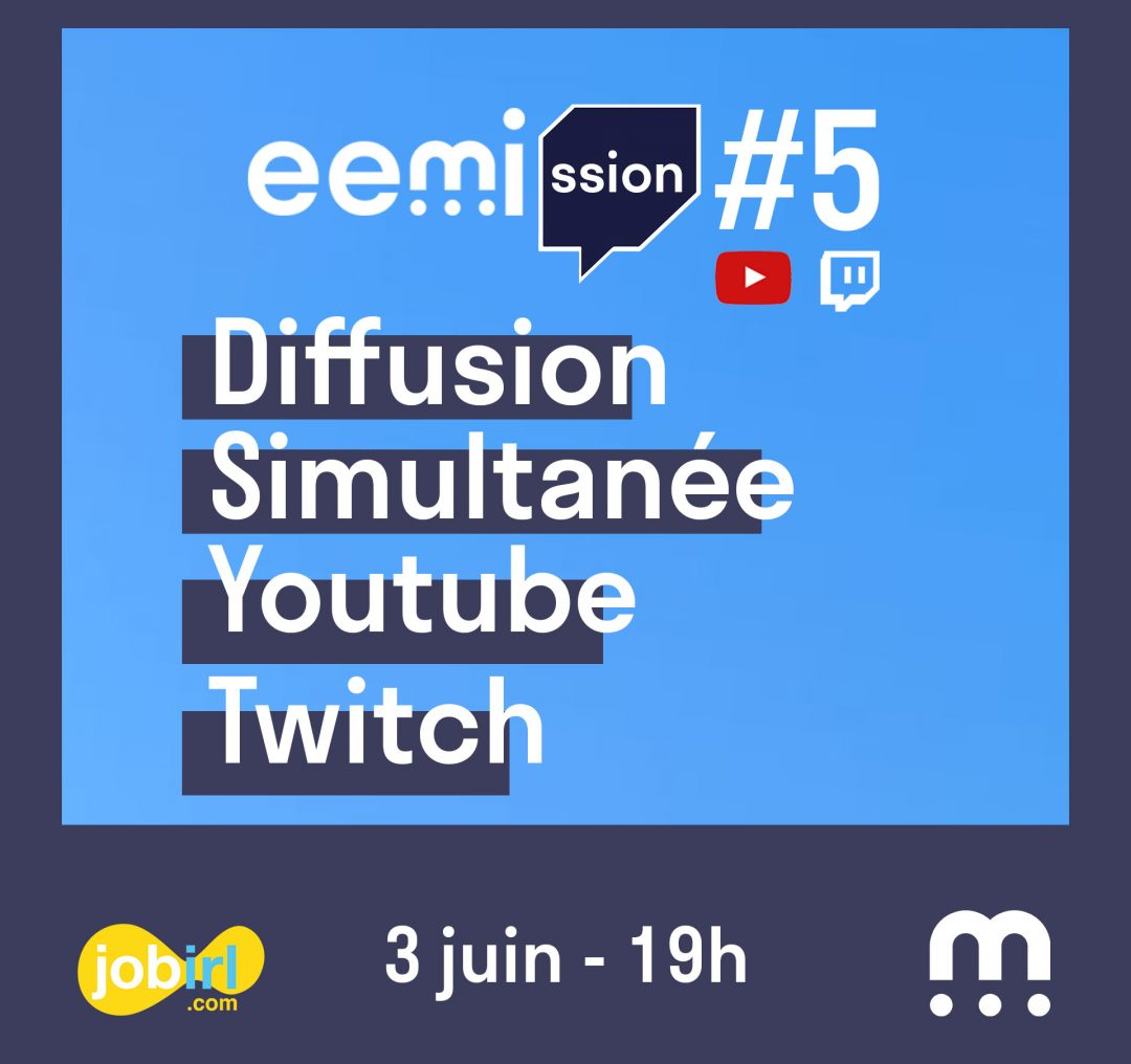 Diffusion simultanée Youtube Twitch
